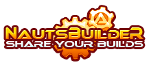 Try different Loadouts with the NautsBuilder!