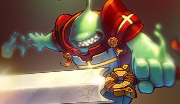 The Icecream Knight Cometh